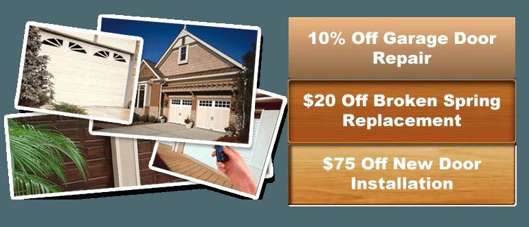 fremont garage door repair